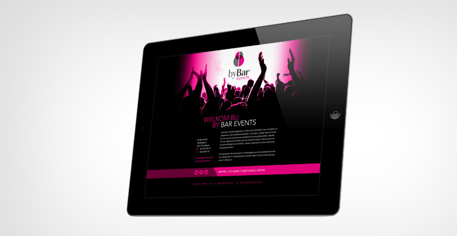 bybar webdesign website