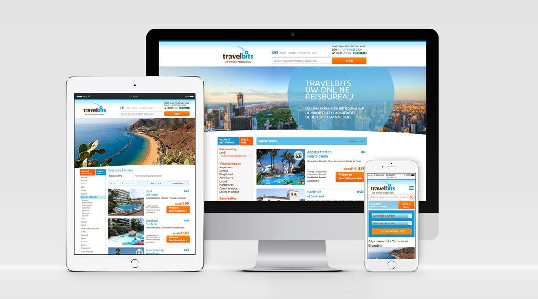 Travelbits online reisbureau